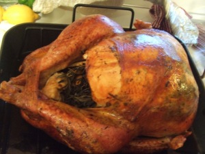 The Turkey!