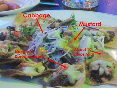 korean nachos