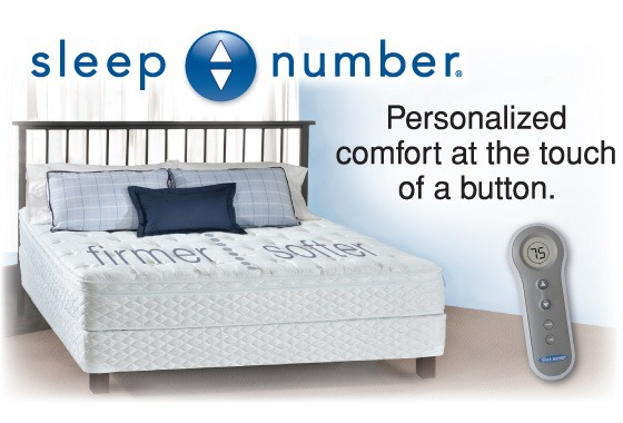 Sleep number bed much ado about lisa for Sleep by number mattress