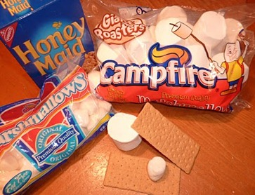 giant marshmallows
